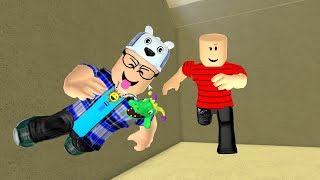 ROBLOX: I TURNED NINJA INTO THE MOST WACKY GRIP OF ALL!! -Play Old man
