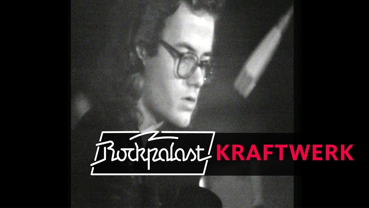 Kraftwerk live | Rockpalast | 1970