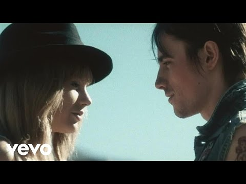 Official Video: I Knew You Were Trouble ~ Taylor Swift