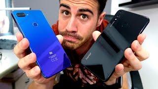 Honor 8X o Xiaomi Mi 8 Lite, Cual ME Compraría y Por qué!