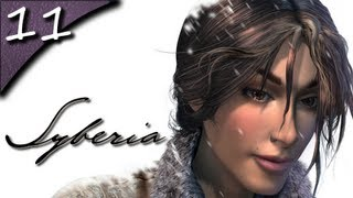 Mr. Odd - Let's Play Syberia - Part 11 - Pons' Speech [Walkthrough]