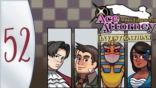 Ace Attorney Investigations [BLIND] -  Ep 52 - Bent Out of Shape