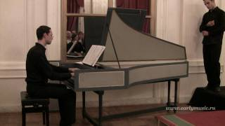 Benjamin Lazar, Benjamin Alard (France)_03, earlymusic XII international festival, St.Petersburg