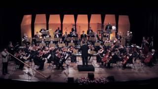 Amazing Grace Variation für Alphorn e Orquestra