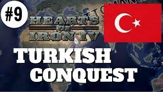 HoI4 - Turkish Conquest Part 9