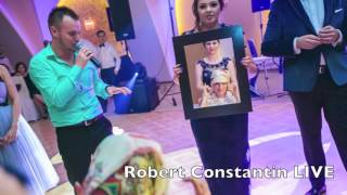Solist De Muzica Populara Bucuresti - Robert Constantin - Live Nunta