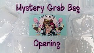 Resin Molds by Mia - Mystery Grab Bag Opening