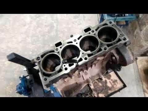 Ремонт двигателя 126 Лада Приора. Опять рукожопы. Часть 1.