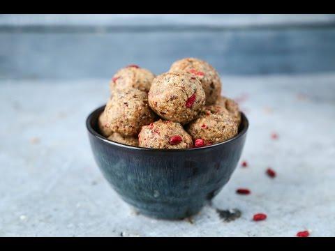 Vegan Superfood Energy Balls