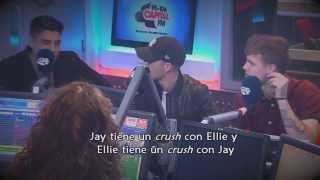 Ellie Goulding le responde a Jay (capital fm) español