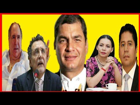 Detienen al expresidente de Ecuador Abdalá Bucaram por un caso de delincuencia organizada from YouTube · Duration:  34 seconds