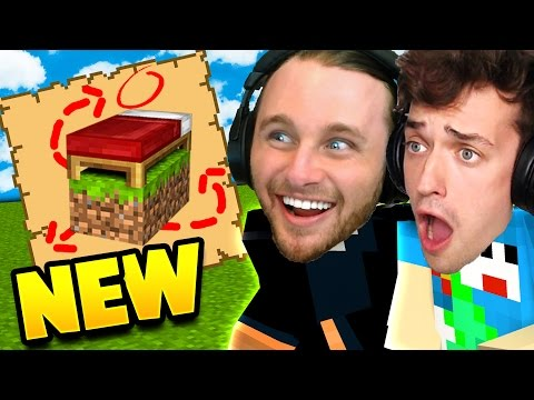 NEW MAP IN 3v3!! | Minecraft Bed Wars