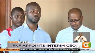 Otieno replaces embattled Muthomi at FKF