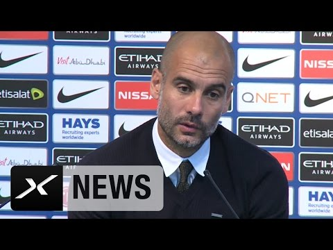 "Pep Guardiola angefressen: ""What the F**k?"" 