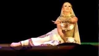 Индийский танец-очень красиво!