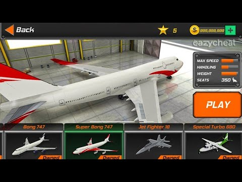 Flight Pilot Simulator 3D Android Full Hack 2017