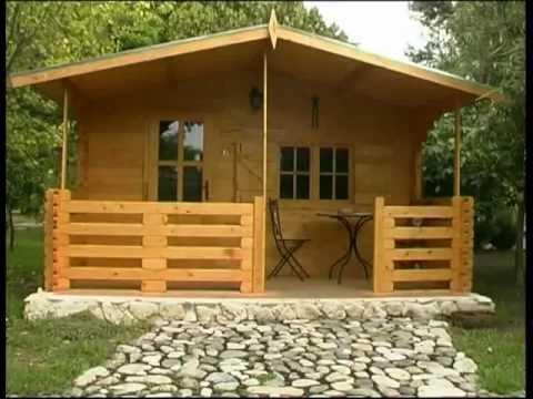 Come funziona case in legno youtube - Vorrei costruire una casa in legno ...