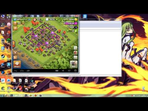 Clash Of Clans - BOT - UPDATE