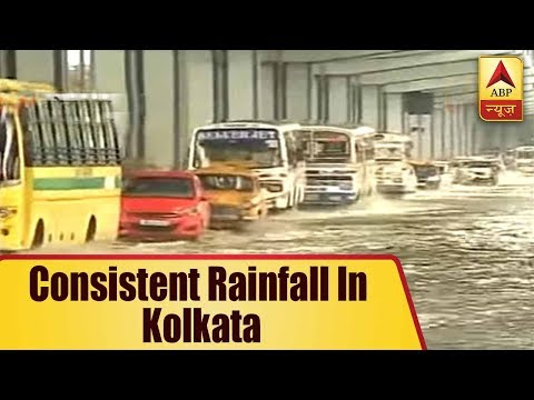 West Bengal: Kolkata comes to stand-still due to rain water