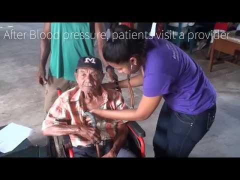 Tompkins Cortland Community College | Pop up clinics in Nicaragua