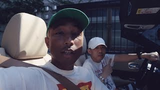 HONEST BOYZ®「TOKYO DIP feat. PHARRELL WILLIAMS」 Video