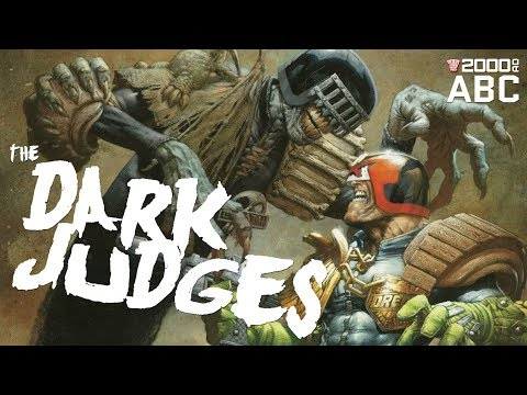 The 2000 AD ABC #105: The Dark Judges
