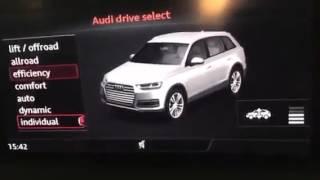 Обзор Audi Q7 от Романа Щукина