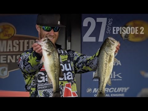 27series Ep. 2- Bassmaster Central Open #1 Table Rock Lake
