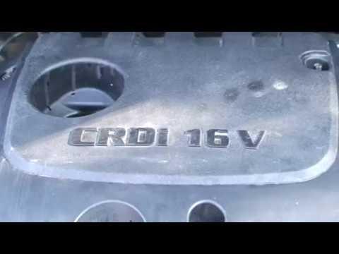 Авто ремонт/ Hyundai Tucson/ Замена термостата на CRDI в Хендай Туссан/ Папа может!!!/