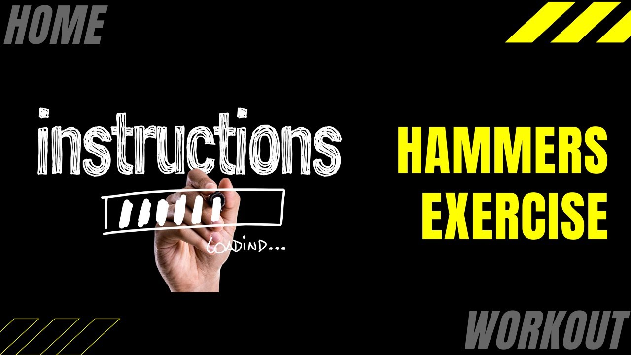Get Rid Of Flabby Arms With The Hammers Home Exercise