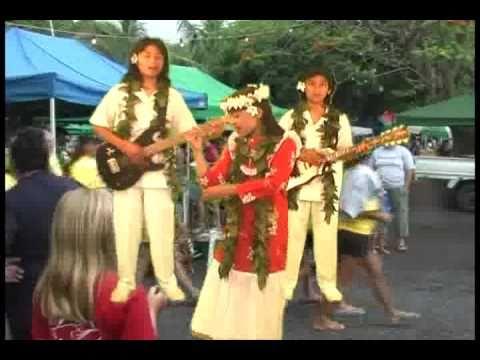 Cook Islands Music- Tupu i Konei Rarotonga