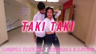 TAKI TAKI | DJ SNAKE, CARDI B, OZUNA // Anisha Babbar and Krishna Basude