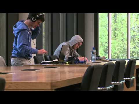 NUI Maynooth Library Video