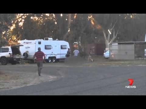 Murder Caught on Camera  - Orange Grove, Western Australia (2014)