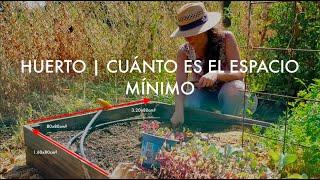 De qué Tamaño debe ser mi #huerto -   Huerto en poco espacio! Y abundante! #SoberaníaAlimentaria