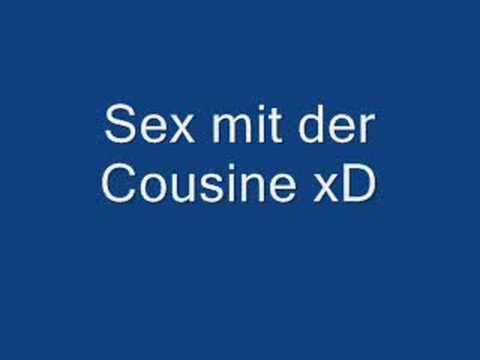 with cousin Sex