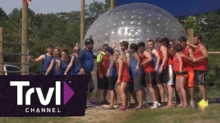 Running of the Balls - Travel Channel