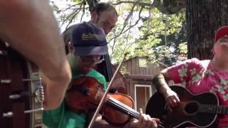 Josio - Joseph Decosimo And The Bucking Mules - Clifftop 2013