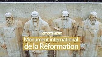 Genève - Mur des réformateurs | DJI Mavic Air
