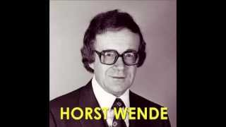 Horst Wende and his Orchestra - Zourouni(I Await Your Visit)