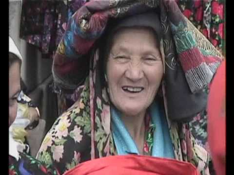 The Tajik people of Central Asia