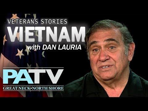 Veterans Stories  DAN LAURIA