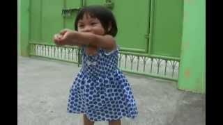 kendeng kendend/ igiling giling by willie revillame (chevin's dance)