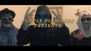 Purple Diamonds - Chica (Official Video Clip)