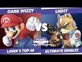 Pound 2019 Ssbu - Mvg Dark Wizzy Mario Vs Rogue Light Fox Smash Ultimate Top 48 Losers