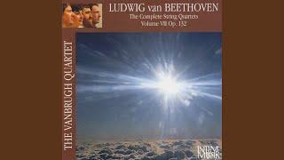 String Quartet No. 15 in A Minor, Op. 132: I. Assai sostenuto - Allegro