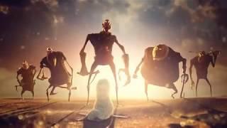 James Arthur - Say You Won't Let Go - animation animal life