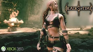 Blades of Time - Xbox 360 / Ps3 Gameplay (2012)