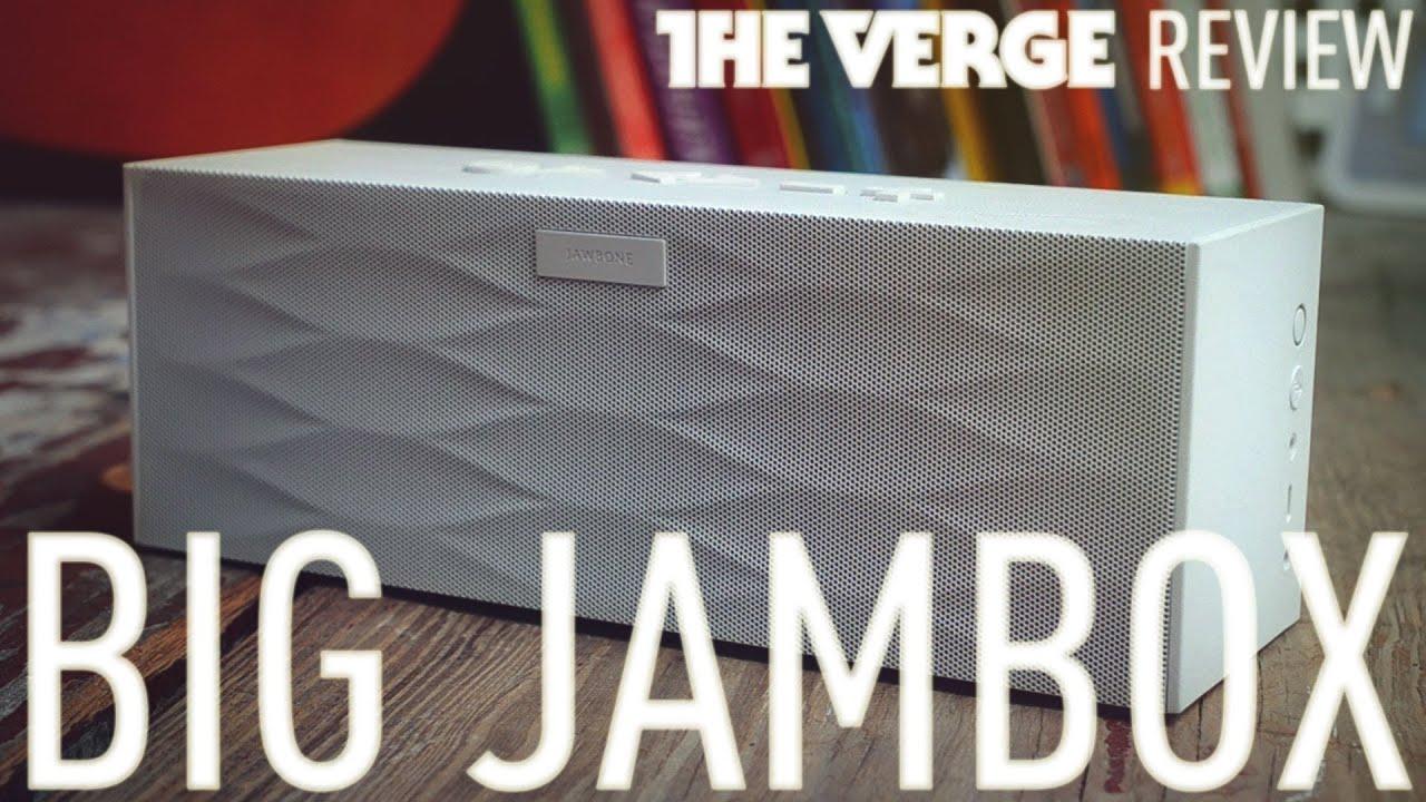 Big Jambox review - The Verge