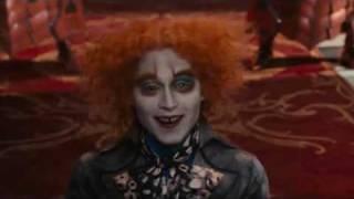 """""""Алиса в стране чудес"""" / Alice in Wonderland, 2010, promo video 2."""